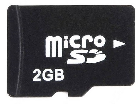 carte memoire micro sd 2go 001